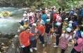 طلاب وطالبات مشروع قمم بمؤسسة القلم برحلة لشمال البلاد .