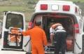 اصابة خطيرة لشاب بحادث طرق على شارع 6