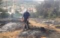 إندلاع حريق في مقبره عرعرة دون وقوع خسائر