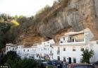 مدينة إسبانية يعيش أهلها تحت الصخور