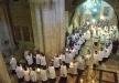 قداس احتفالي في كنيسة القيامة احتفالاً بعيد جسد الرب ودمه الأقدسين