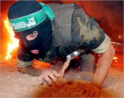 اسرائيل تفشل باختطاف قيادي غزة
