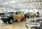 صناعة السيارات المصفحة