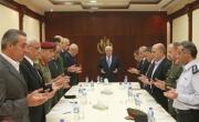 عباس يلتزم بمبادئ حقوق الانسان