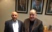 النائب طلب أبو عرار يلتقي وزير التعليم العالي والبحث العلمي الاردني