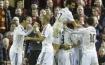 رونالدو وبن زيما يقودان الريال للتغلب على ليفربول بثلاثية بيضاء
