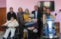 الزميل علي سمودي يفوز بجائزة افضل قصة صحيفة بمسابقة بمناسبة يوم المراة في القاهرة