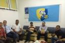 عبيدة عبد الطيف يتعهد بتعزيز فريق مـ ام الفحم على حسابه