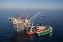 مصر تشتري الغاز الطبيعي من إسرائيل