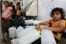 مياه غزة خطرة على حياة اهلها
