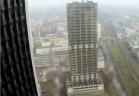 تفجير أعلى مبنى جامعي في أوروبا وانهياره في ثوانٍ