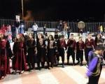 دبورية تحتضن أكبر مهرجان ومسيرة للفلوكلور الشعبي بالمنطقة