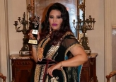 تكريم أحلام في مهرجان الإسكندرية الدولي للأغنية