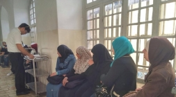 الإفراج عن أسيرات المسجد الأقصى الثمانية