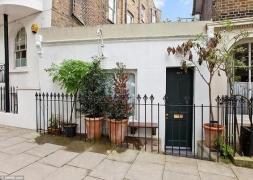 أصغر منزل في بريطانيا مساحته 17.4 متر يُباع بـ 441 ألف دولار