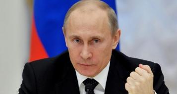 بوتين: الدعم الغربي للمسلحين في سوريا أدى إلى تنامي قدرات داعش