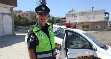 الجش: الشرطة تجدد حملتها وتحرر المخالفات لسائقي الشاحنات