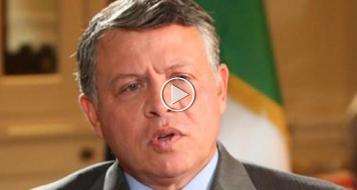 الأردن: الملك عبدالله يشبه المستوطنين بداعش