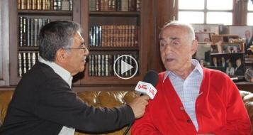 رجل الأعمال الفلسطيني منيب المصري يدعو لمقاطعة البضائع الإسرائيلية