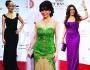 أجمل طلات النجوم في حفل إفتتاح مهرجان أبوظبي السينمائي