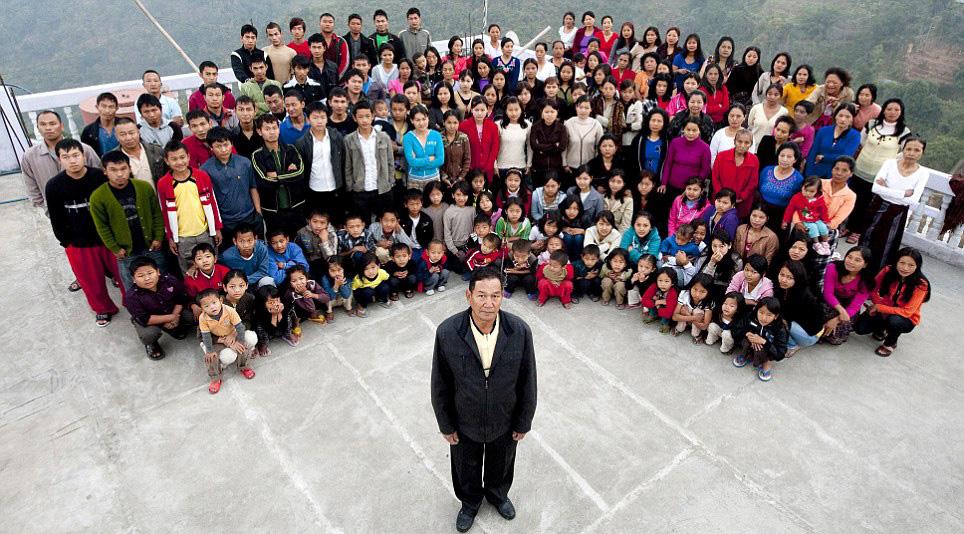 أكبر عائلة في العالم  52