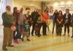 جمعية انماء ووفد فرنسي تضامني في زيارة الى اطفال مرضى السرطان في مستشفى تل هشومير