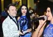 ليال عبود مكرمة وسط اهل الفن و الصحافة