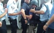 جبهة الناصرة والحزب الشيوعي: عدوان الشرطة على الناشطين والنائب بركة مخطط مسبقا