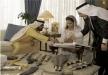 صور نادرة لعقد قران الشيخ محمد بن راشد على الأميرة هيا بنت الحسين