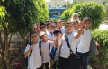 يوم رياضي حافل لمدرسة اشراقة كفر كنا في قرية السندباد
