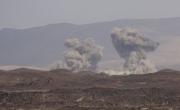الحرب في اليمن.. التحالف يضرب مواقع للحوثيين