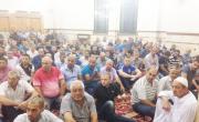 يافة الناصرة: التراويح تجذب الأطفال أيضاً لجامع عمر المختار