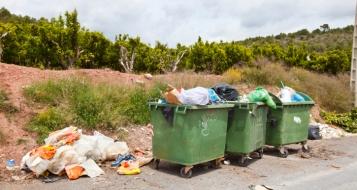 الجليل الأسفل: كل فرد  يفرز 1.7 كغم من النفايات يوميًا