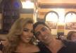 محمد حداقي يحتفل مع سيدرا بذكرى زواجه الأولى!
