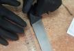 معبر قلنديا: القاء القبض على فلسطينية وبحوزتها سكين