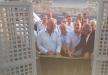 علي سلام يشارك بافتتاح عمارة في حي الجليل