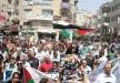 مهرجان في رام الله احتفالا بانتصار الأسير بلال كايد