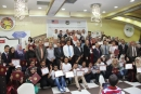 القدس المفتوحة والقنصلية الأميركية تخرجان المشاركين في الملتقى التعليمي الصيفي