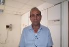 منصور دهامشة لبكرا: نأمل اعادة المياه الى مجاريها وانتخاب قيادي جبهوي مستقل لبلدية الناصرة