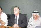 بلدية الناصرة تجتمع مع اهالي شهداء هبة اكتوبر لبحث كيفية احياء الذكرى