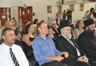 القيادة العكية عربا ويهودا :احترام الاخر ضمان للعيش المشترك