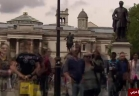 تماثيل ناطقة في لندن!