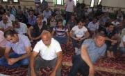عمر المختار يافة الناصرة يستقبل ذي الحجة