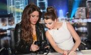 مشادة كلامية بسيطة بين نانسي عجرم وأحلام في Arab Idol