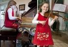طفلة بريطانية تألف اوبرا بسبب موزارت!