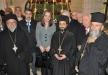 وزيرة السياحة تضيء شجرة الميلاد في كنيسة تجلي الرب برام الله