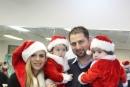 الرملة: حضانة الأمير الصغير تحتفل بعيد الميلاد