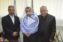 بستان المرج: الرئيس أحمد زعبي ونائبه عبد الكريم زعبي يستلمان المهام رسميًا