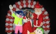 حيفا: اميرة الاطفال في مركز الكرمة الجماهيري بمناسبة الميلاد المجيد