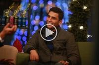 محبوب العرب، محمد عساف.. نجمًا أضاء استوديو كريسماس بُـكرا